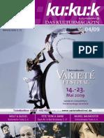 kukuk-Magazin, Ausgabe 04/2009