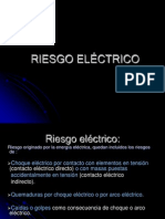 Charla Riesgo Electrico