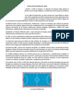 Historia Del Futsal