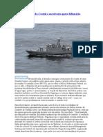 Criação da Guarda Costeira envolveria gasto bilionário