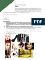 Produccion de Moda Clase 5 Producciones Fotograficas