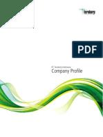 Terakorp Company Profile