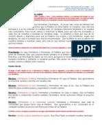 ENTRONIZACIÓN DE LA PALABRA SEPTIEMBRE 23 DE 2012