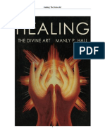 Healing; The Divine Art - Manly P. Hall