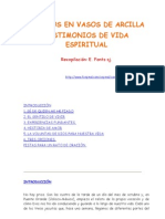 Fonts.tesoros en Vasos de Arcilla