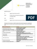 Derby North Gateway TIF District Feasibility Study