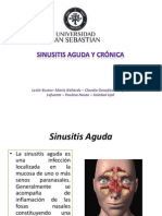 Patologia Sinusitis