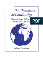 Mathematics of Continuity