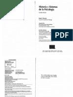 Brennan James Historia y Sistemas de La Psicologia Brennan