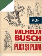 Plici si Plum - de Wilhelm Busch