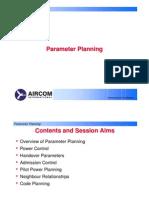 Parameter Planning