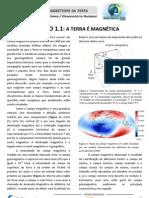1 - A terra é magnética