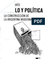 SABATO, H.-pueblo y Politica