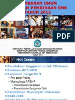 GAMBARAN UMUM PROGRAM PSMK 2012 edited by Jihad.ppt