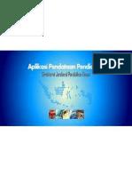 Infopenting DAPODIK Terkait Data PTK