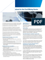 KPMG Carbon-price-For Coal Mining Industry -July-2011