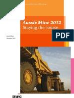 PWC Aussie Mine Nov12