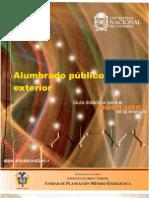 Guia didáctica para el BUEN USO de la energía _ _ Alumbrado público exterior