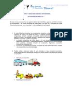 Historia y Generalidades Del Motor Diesel