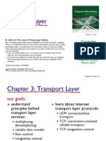Ch03 - Transport Layer