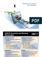 ANSYS Geometry