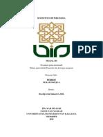 Makalah Konstitusi Di Indonesia_rojikin_10370005