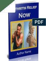 Find Arthritis Relief Now