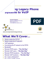 01 - Adapting Legacy Phone Systems to Voip