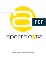 Sportsdata Basic Soccer Standards 07.03.2012