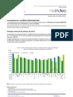 Encuesta de Turismo Internacional - Febrero de 2013.pdf