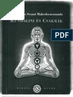 Swami Maheshwarananda - Kundalini Es Csakrak