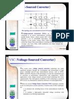 Voltage Source Converter (VSC)