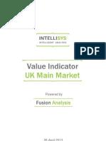 value indicator - uk main market 20130426
