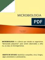 Microbiologia - Bacterias