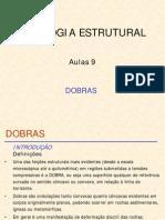 Geologia Estrutural - Dobras
