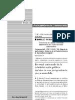 Salvetelli PERSONAL CONTRATADO JURISPRUDENCIA QUE SE CONSOLIDA.pdf