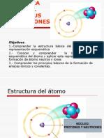 Estructura Basica Del Atomo y Sus Interacciones (1)