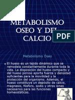 Metabolismo Del Calcio