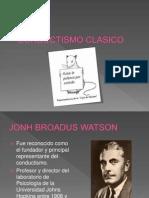 Conductismo Clasico- Marce