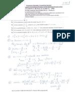 Sub 1 rezolvari 1-100 matematica m2
