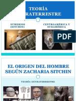 EL ORIGEN DEL HOMBRE SEGÚN ZACHARIA SITCHIN