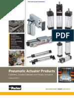 Parker Pneumatic Cylinder