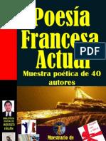 Poesía Francesa Actual