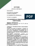 20110727-03- Ley 28946 -Varias Reformas Al Amparo