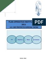 Proyecto Especial Tacna