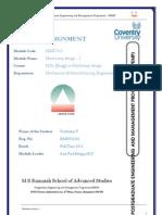 Backhoe Loader Finite Element Analysis