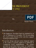Employee Provident Fund Act 1952 (2)