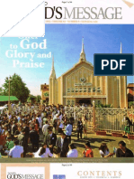 Pasugo Aug.2012 Vol.64 No.8 ''Offer to God Glory and Praise'' ☺