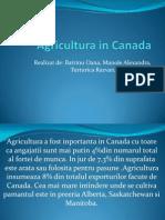 Agricultura in Canada