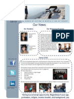 7 Pounds Quarterly Newsletter - April 2013